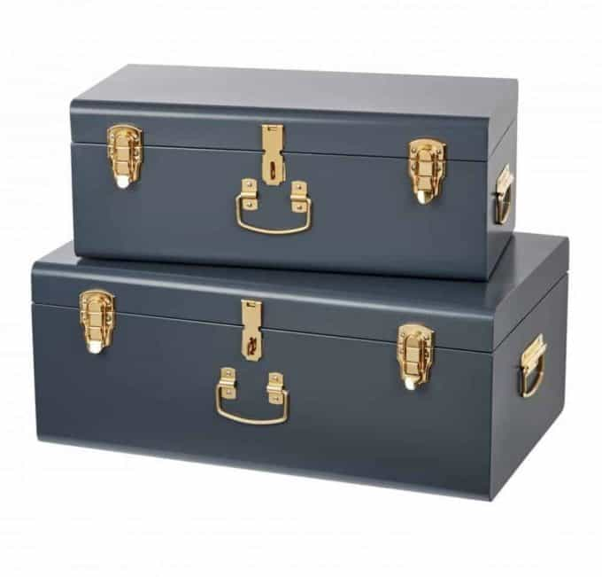 Charcoal Storage Cases
